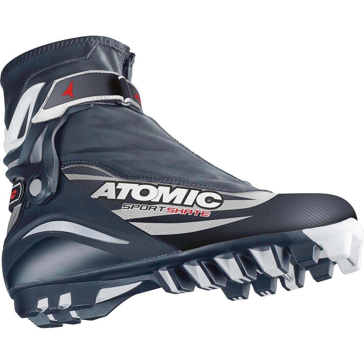 Atomic Mens Cc Sport Skate Ski Boots Cross Country Snow