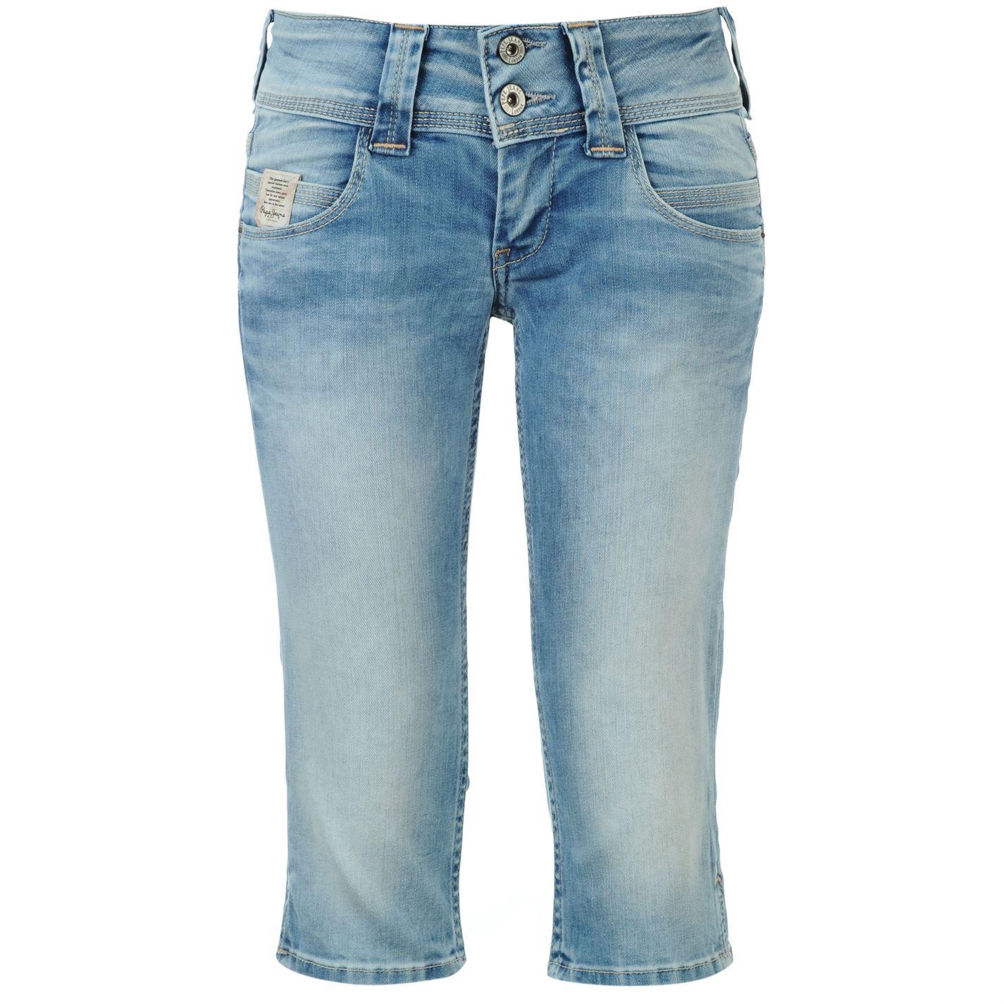 pepe jeans venus bermuda shorts casual bottoms ladies
