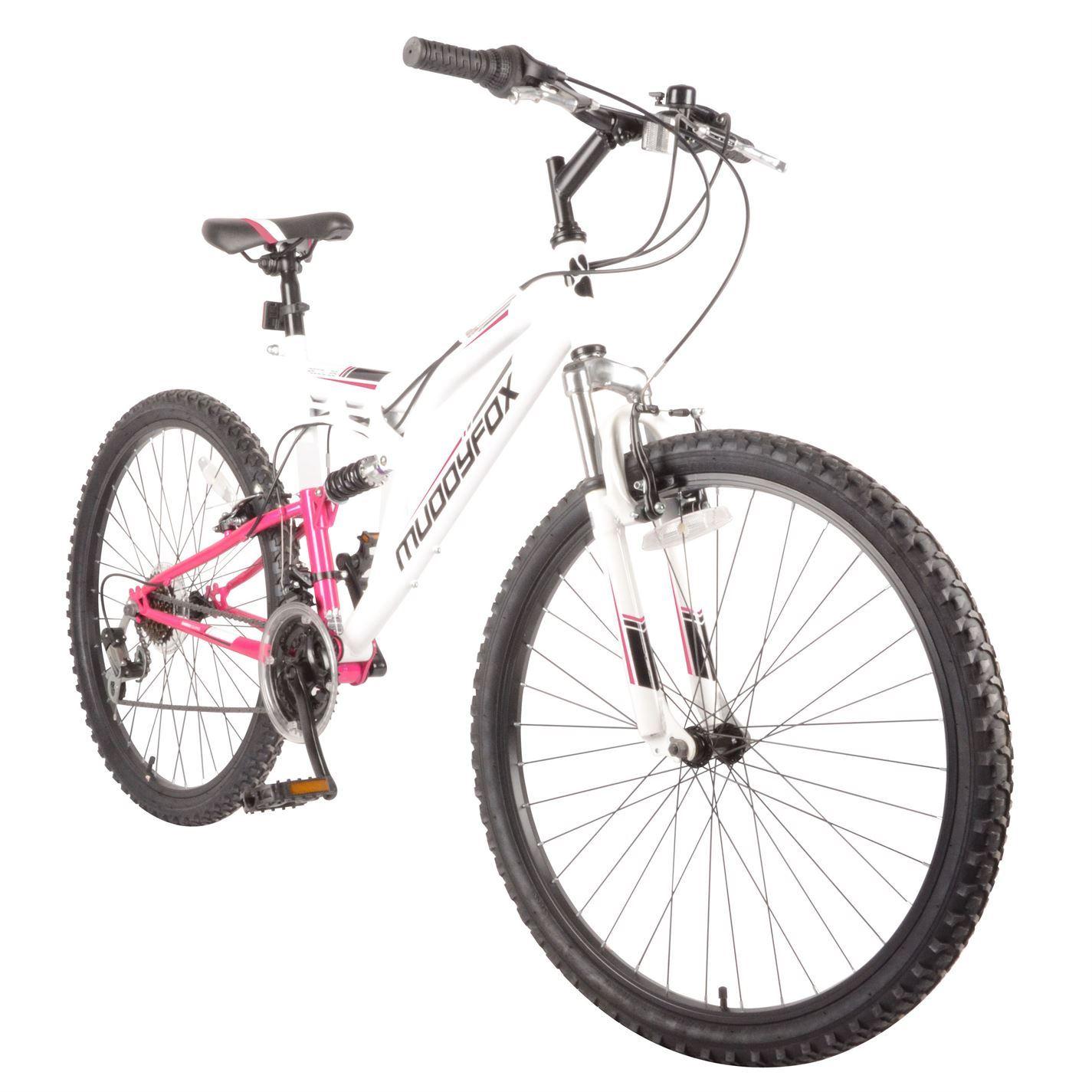 mountain bike size guide ladies