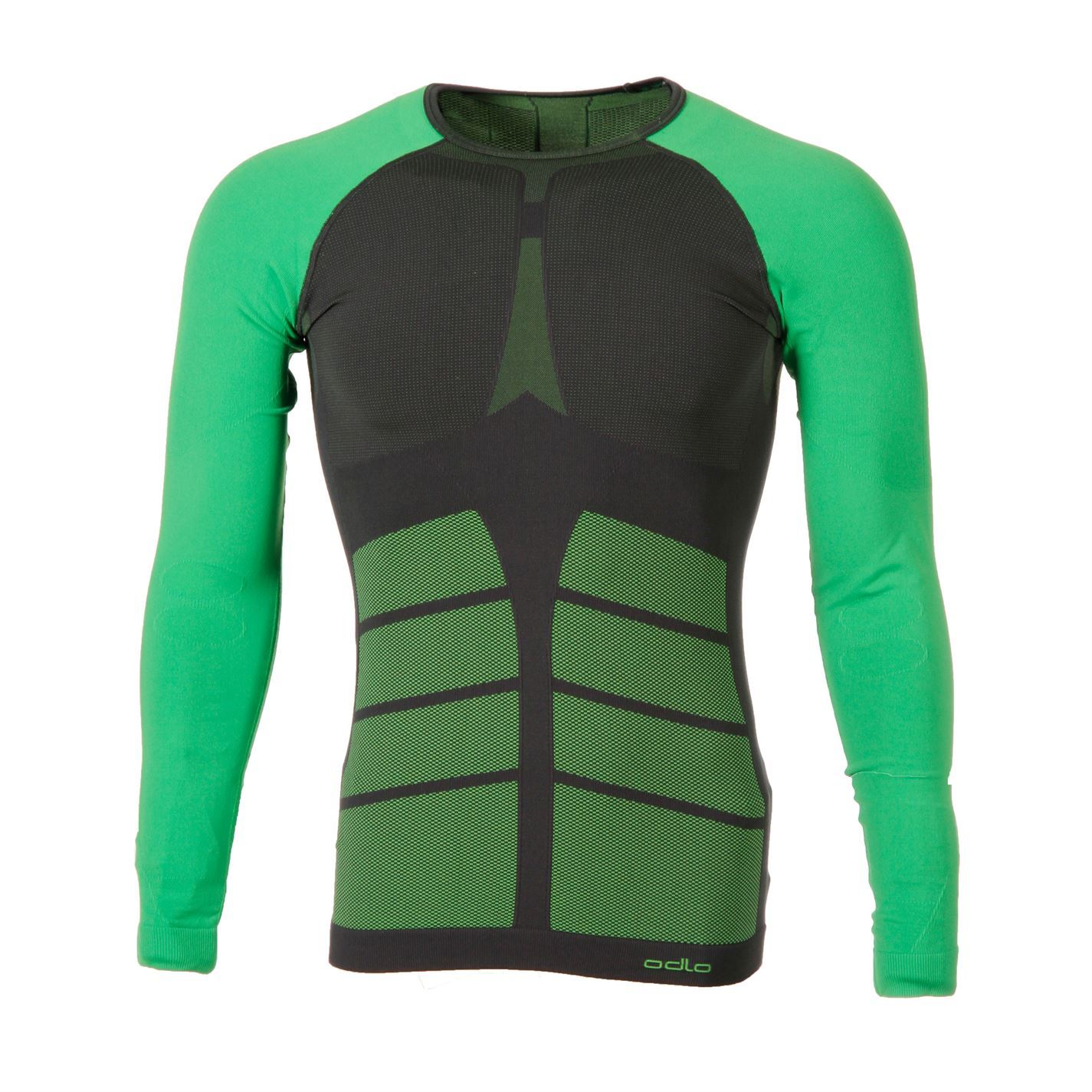 Odlo Mens Gents Warm Evolution Long Sleeve Top Cold ...