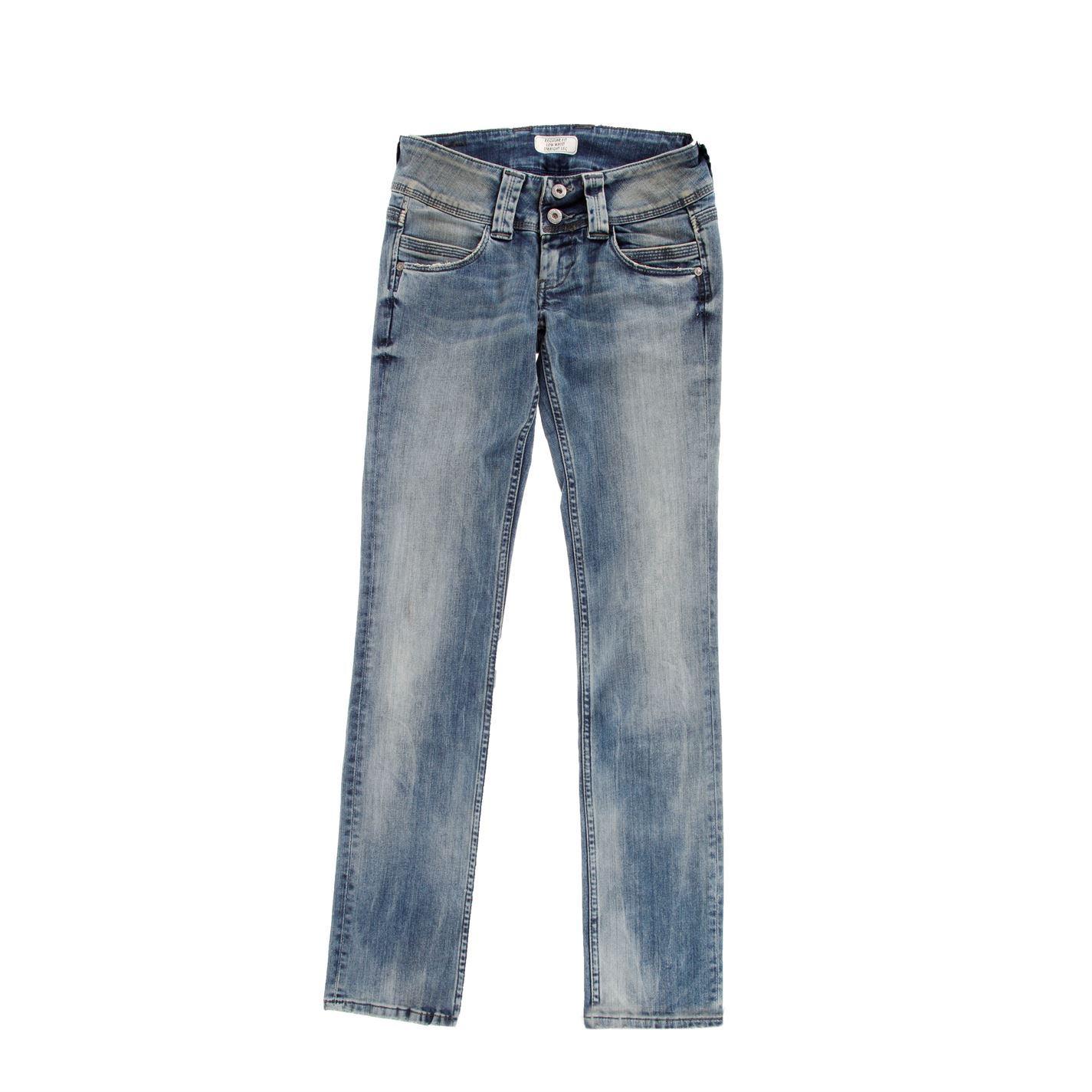 pepe jeans womens ladies venus trousers pants bottoms. Black Bedroom Furniture Sets. Home Design Ideas