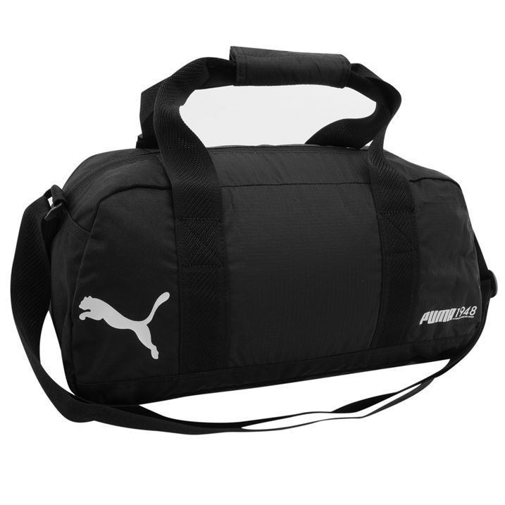 Puma Unisex Fund Sport Bag XS Gym Fitness Travel Shoulder