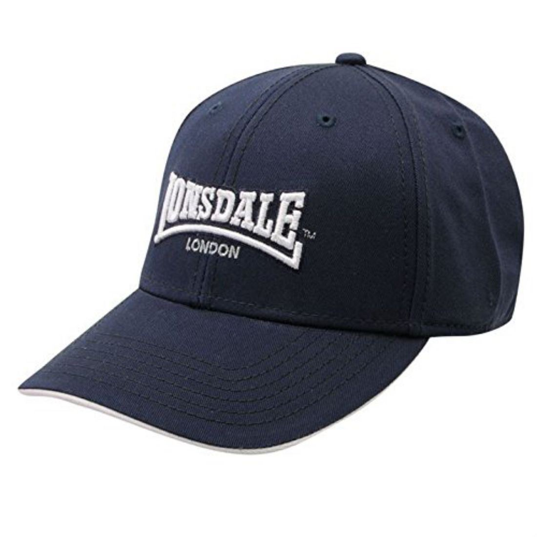 Lonsdale Mens Classic Cap Hat Casual Fashion Stylish ...