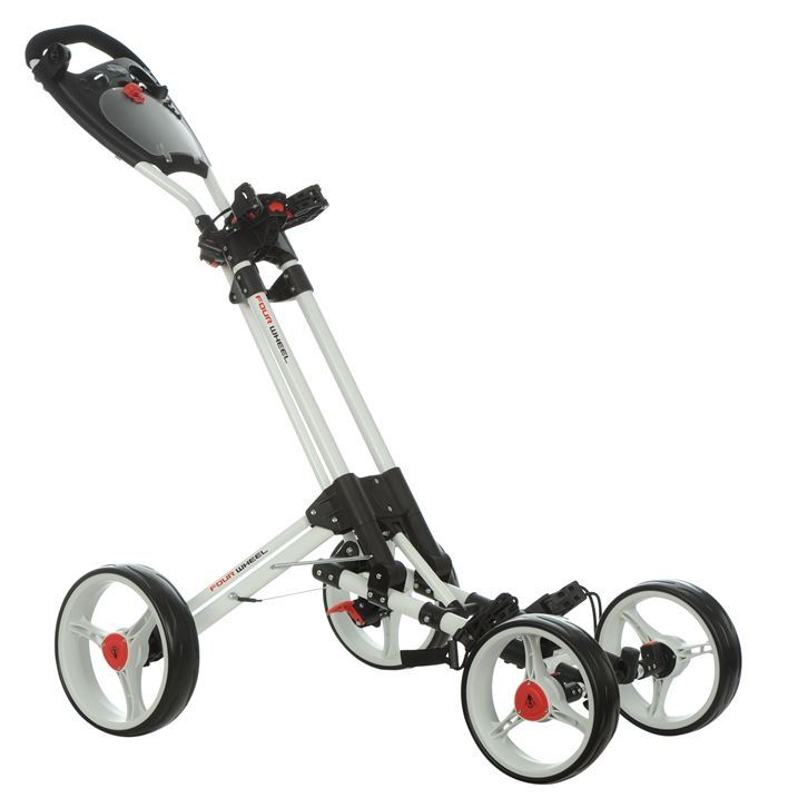 Dunlop 4 Wheel Push Golf Trolley/Cart One Click Folding System Multi on solar golf cart, 4 wheel luggage cart folding, 4 wheel golf caddy, 4 wheel hose cart, 4 wheel golf scooter, 4 wheel hand cart, garden push cart, 4wd golf cart, clicgear push cart, all terrain golf cart, motorized pull cart, 4 wheel platform cart, funny golf cart, 4 wheel heavy duty flat carts, micro golf cart, cadie golf cart, 3 wheel golf cart, aluminum push cart, 4 wheel gas golf carts, 4 wheel bag boy push cart,