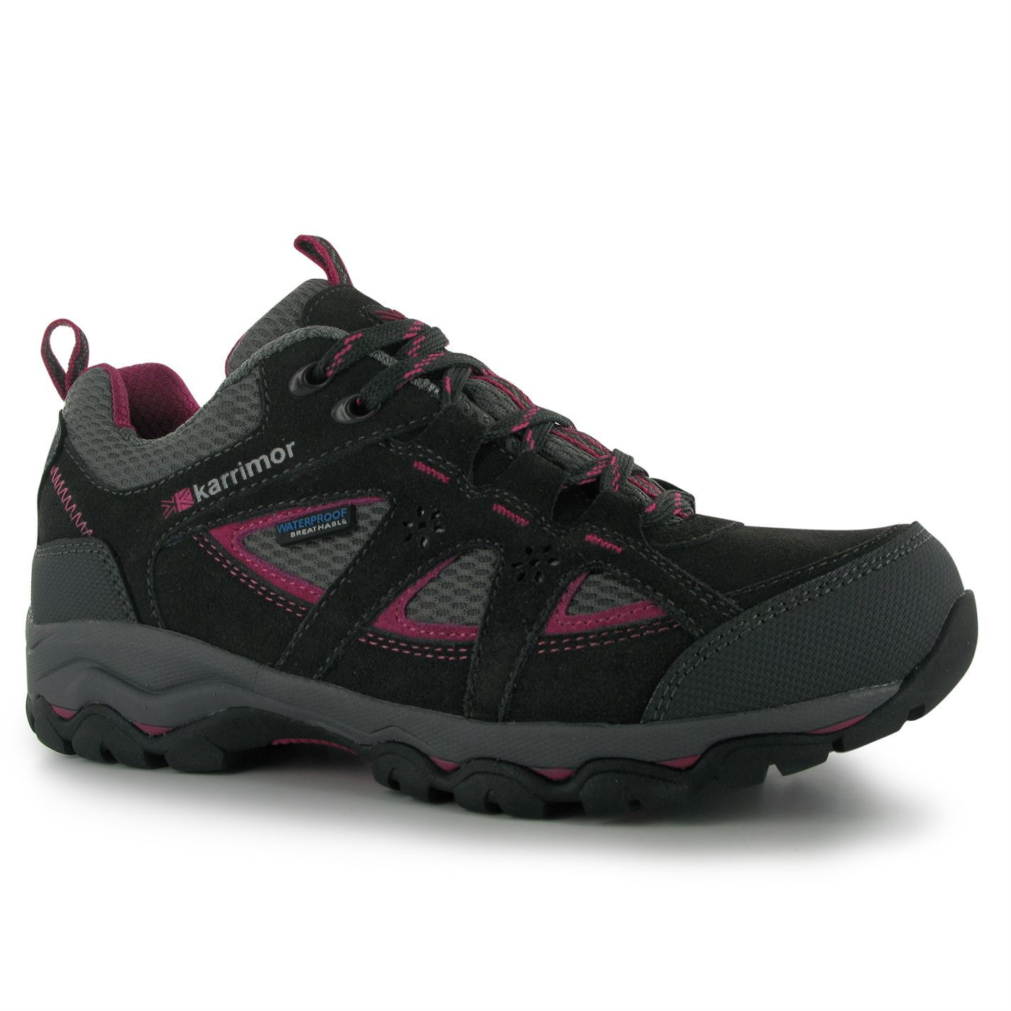 Karrimor Ladies Waterproof Walking Shoes