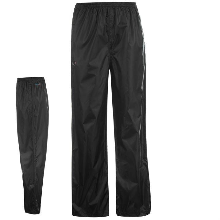 Gelert Womens Ladies Packaway Waterproof Trousers Pants Breathable