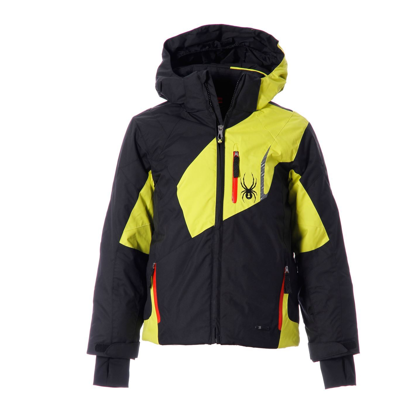 Insulated Kids Ski Jackets-These are the most common style of kids ski jackets and work the best for most children that ski. An insulated ski jacket as the name implies is a ski jacket with built in insulation.