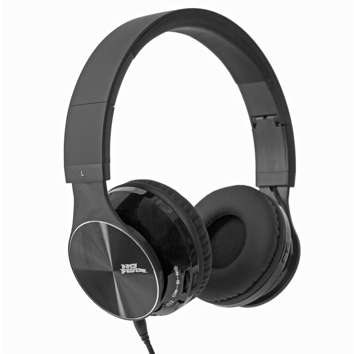 no fear bluetooth headphones tech accessories ebay. Black Bedroom Furniture Sets. Home Design Ideas