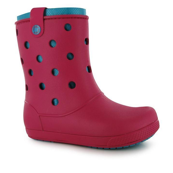 crocs womens crocband airy boots wellingtons