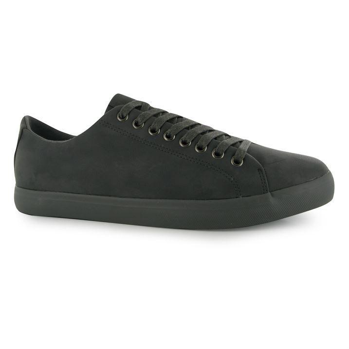 Lee Cooper Hans Canvas Hi Top Mens Shoes