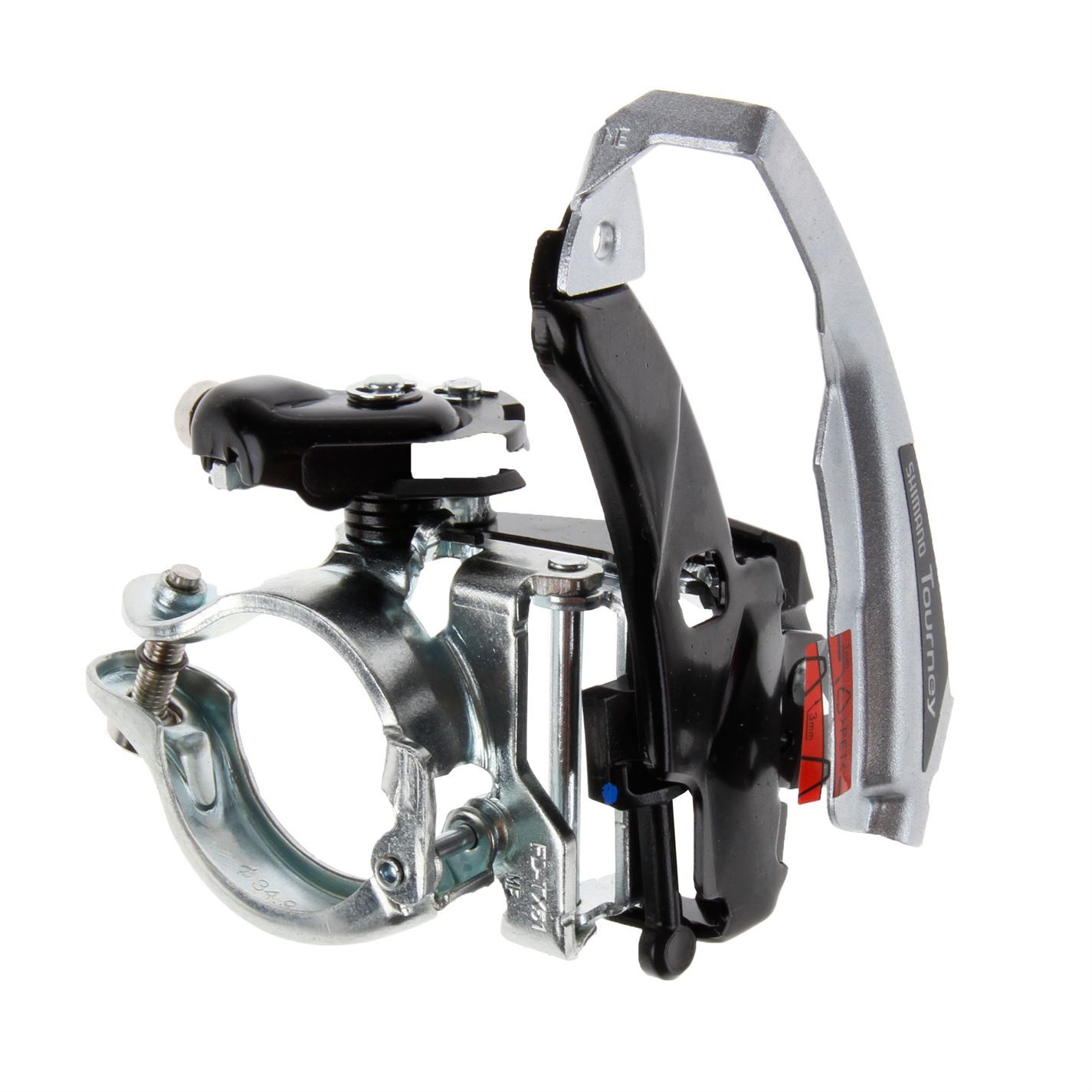 Shimano Bicycle Replacement Parts : Shimano tourney front derailleur bike components repair
