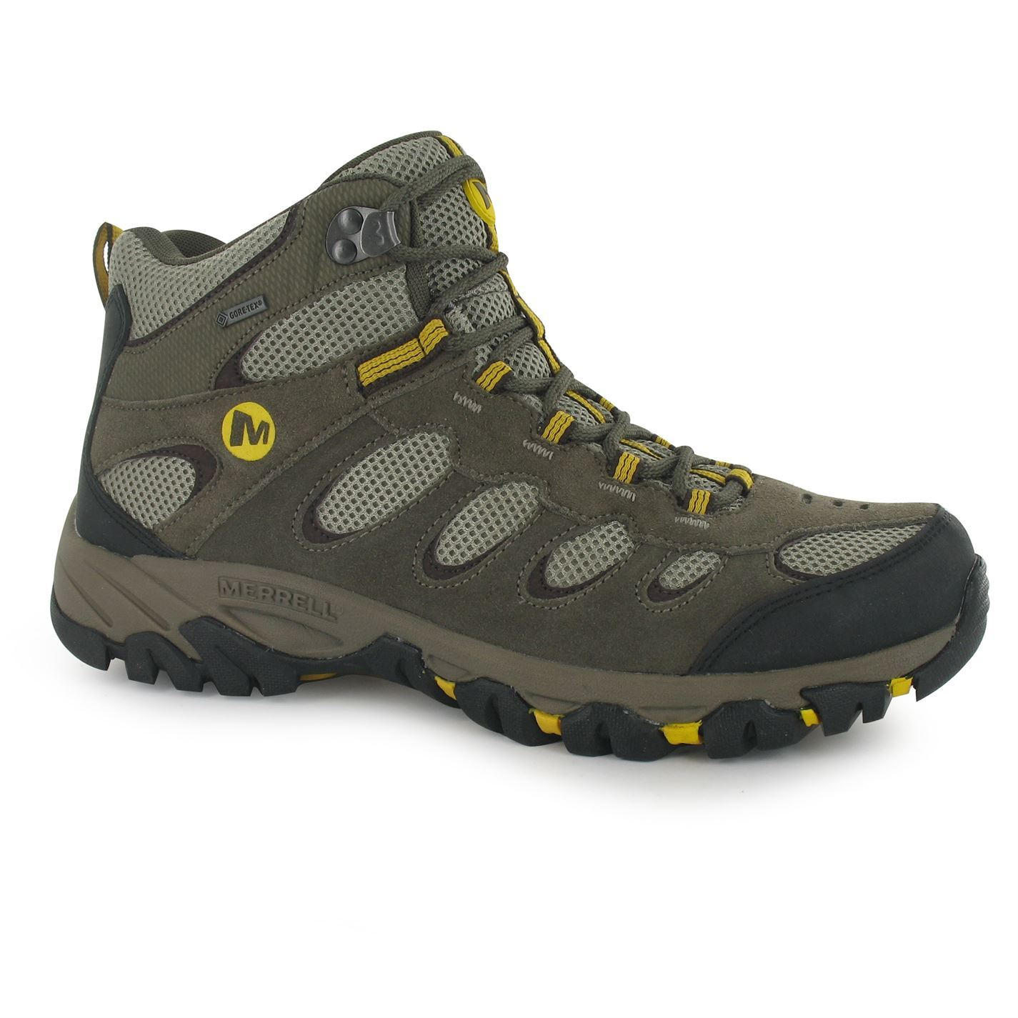 Merrell Ridgepass Low Mens Walking Shoes