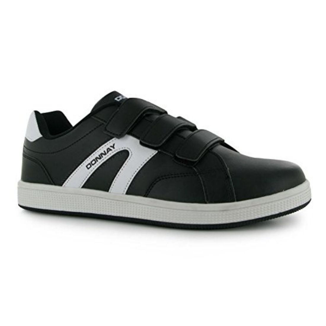 donnay mens west velcro padded tennis shoes sports