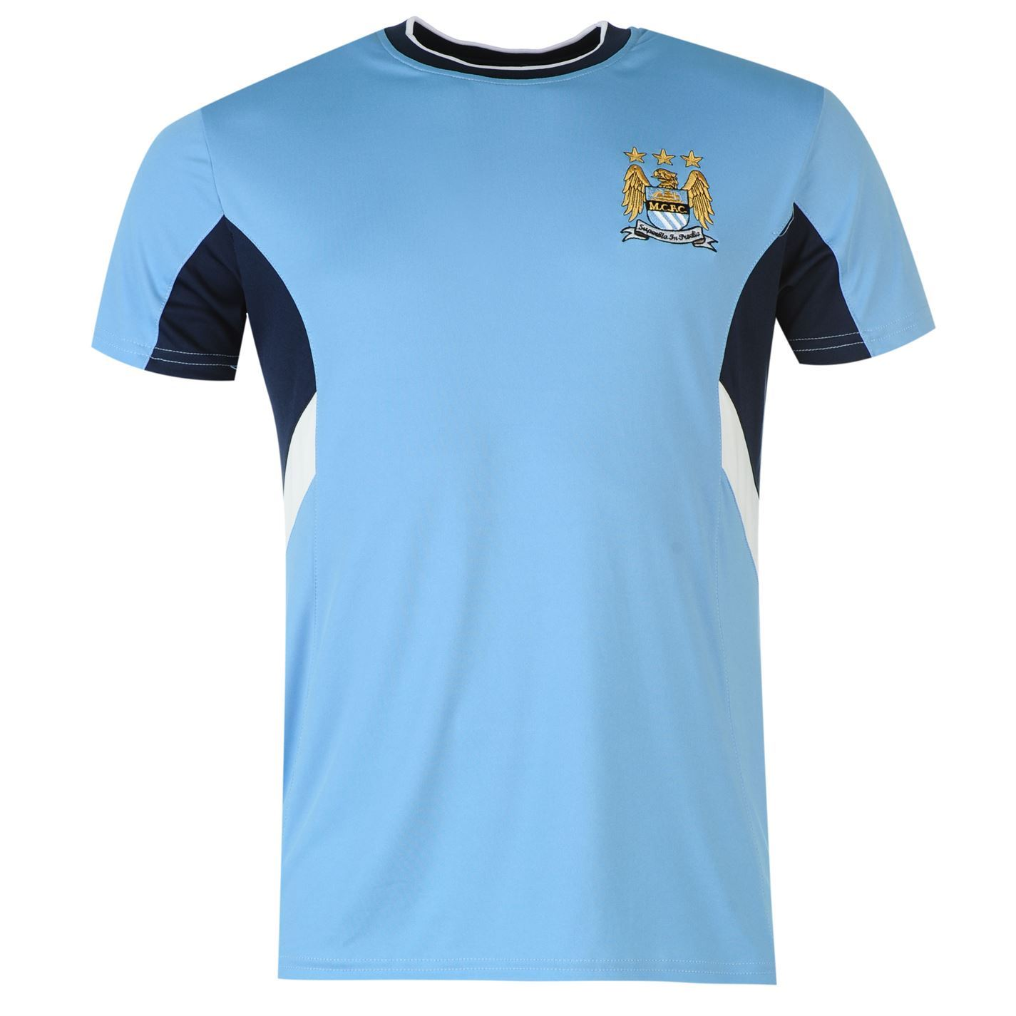 Source Lab Kids Manchester City Fc Poly Tee Infants Boys