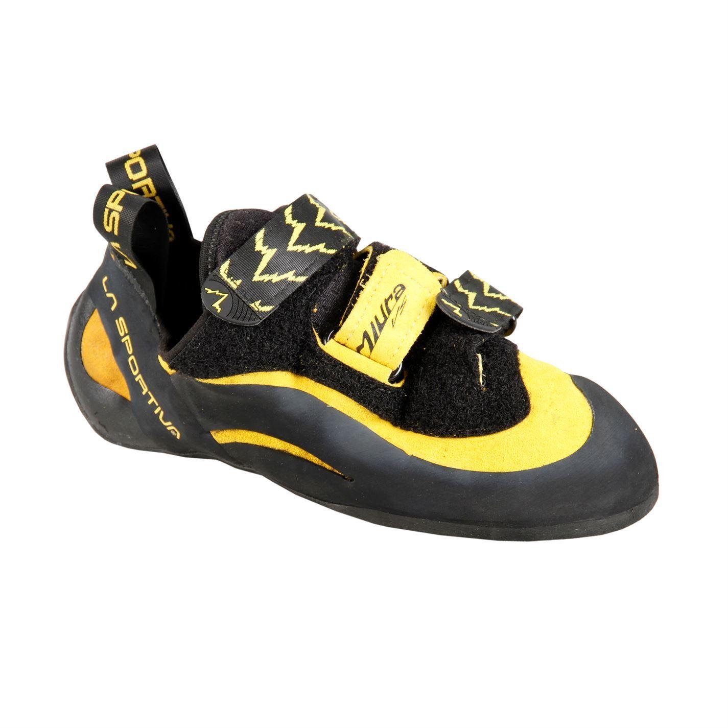 la sportiva mens sport miura vs rock climbing shoes