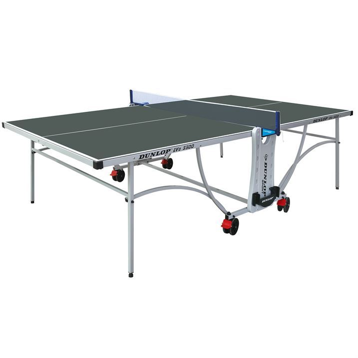 Dunlop evo 5500 outdoor table tennis tables ping pong - How much does a ping pong table cost ...
