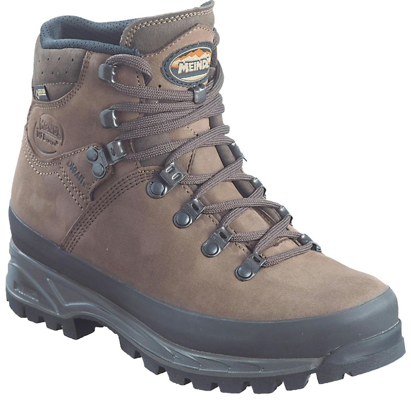 meindl womens island walking boots lace up