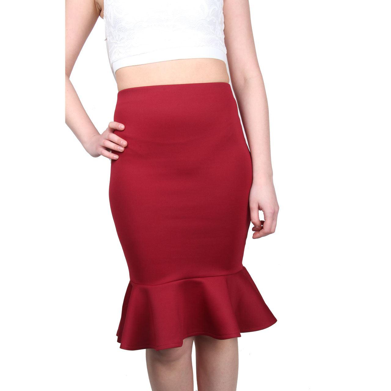 Cool Tutu Skirts Womens Midi Tulle Skirt Women Gauze High Waist Skirt