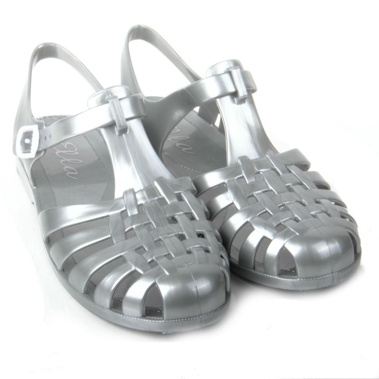Black juju sandals - Womens Jellies Jelly Bean Flat Shoes Juju Summer