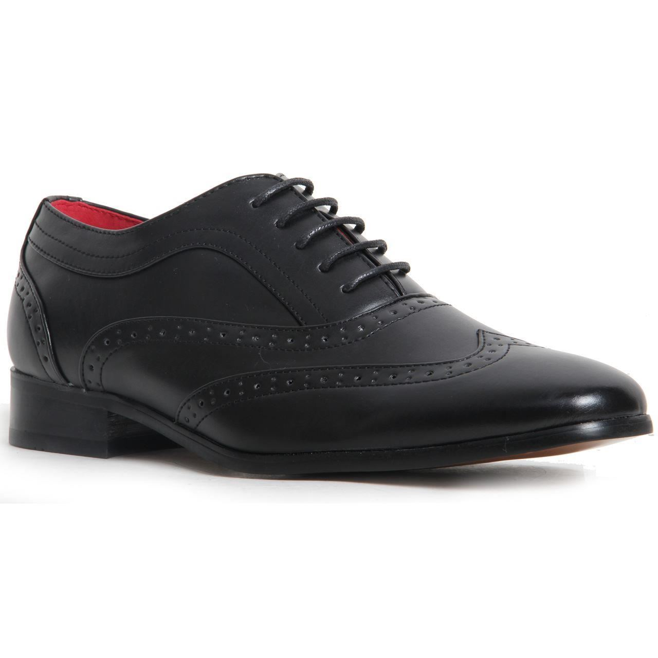 Black And White Two Tone Dress Shoes