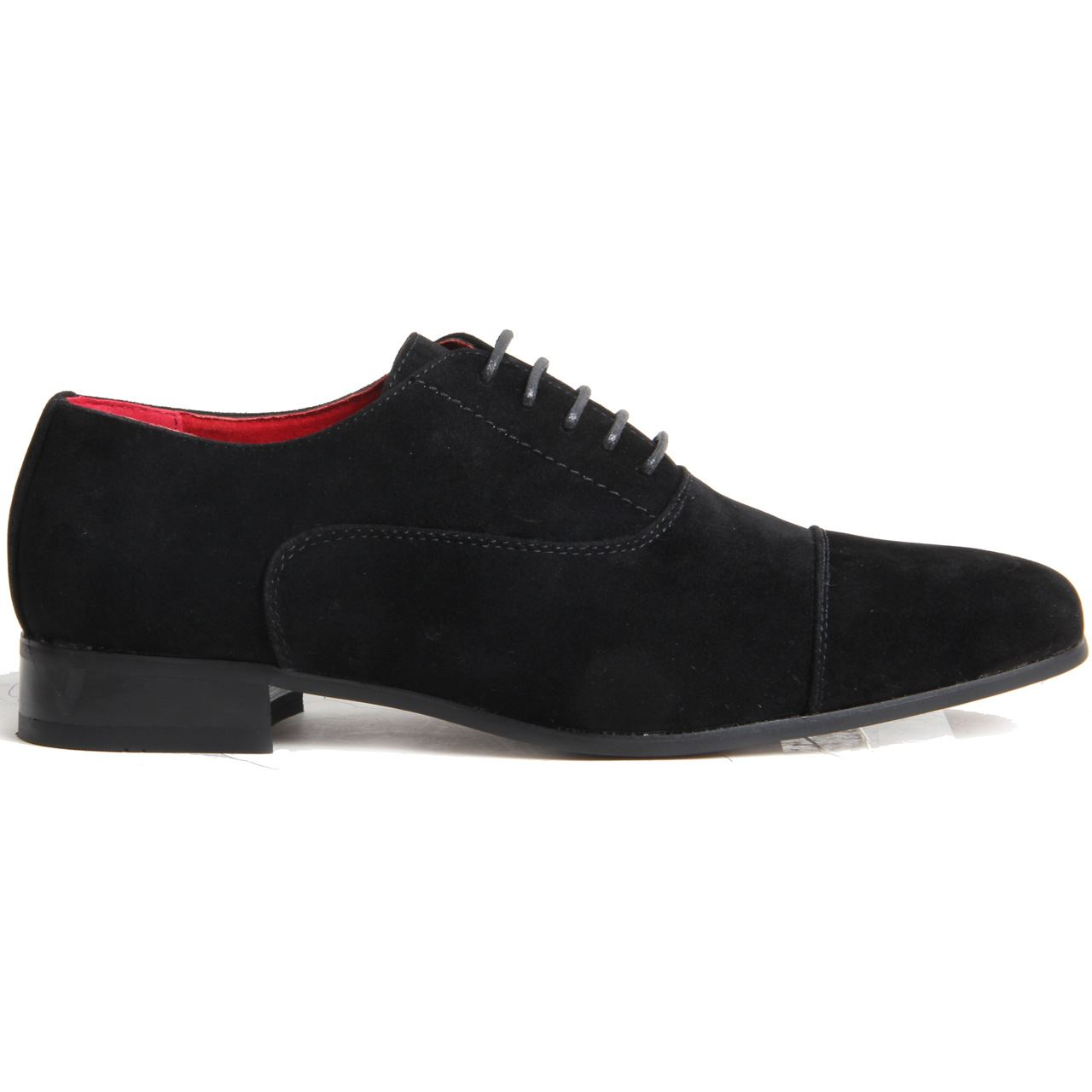 Mens Black And White Spectator Shoes