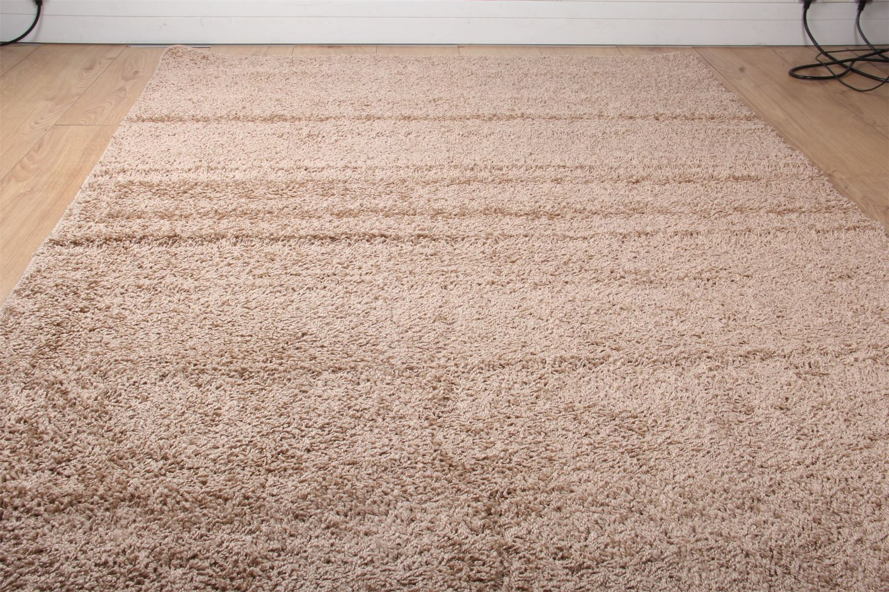 how to clean high pile rug