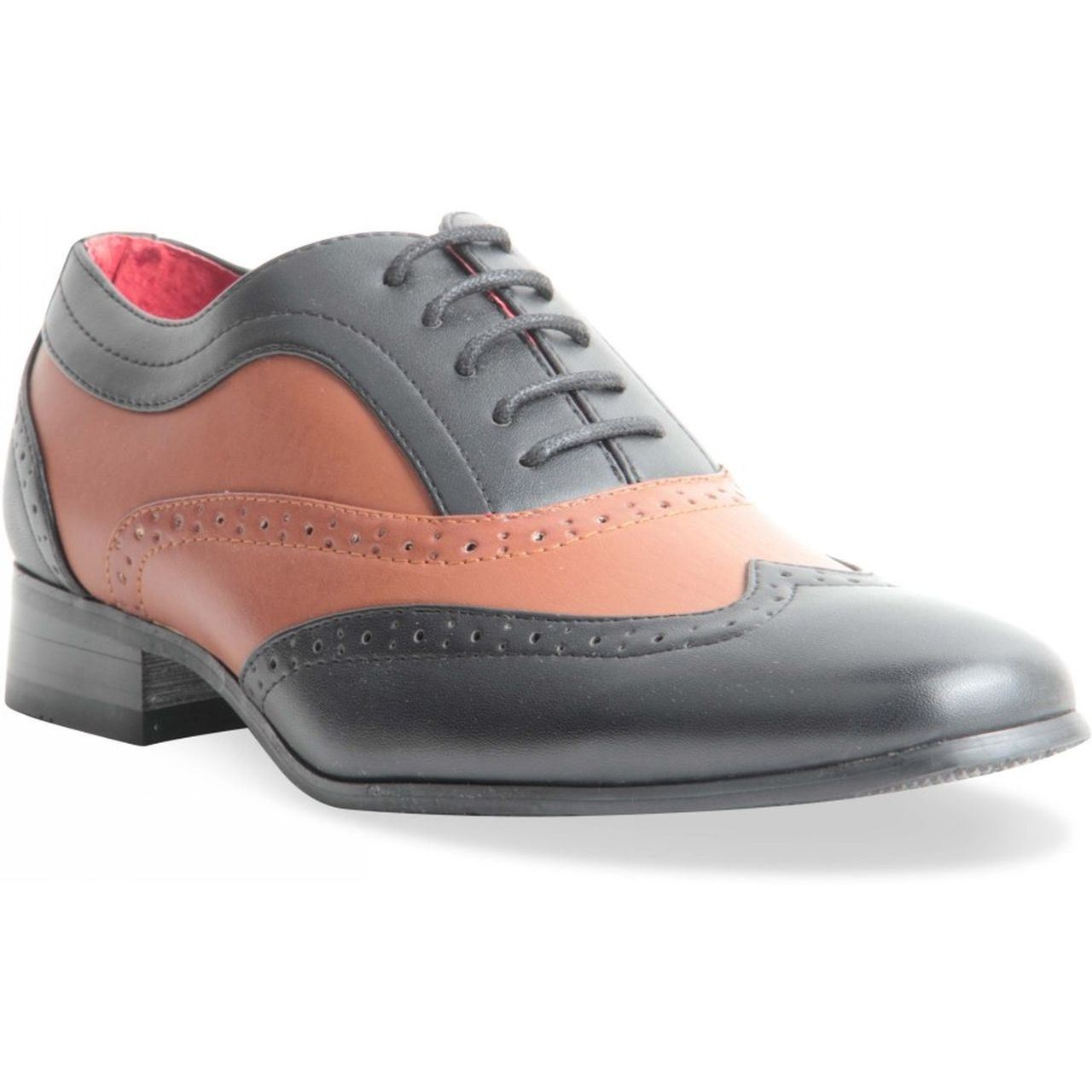 Oxford Shoes Matte Black