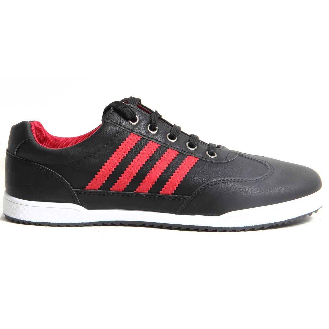 Mens Flat Soled Tennis Shoes