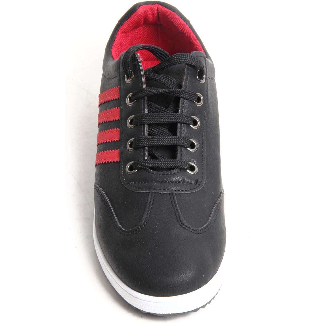 Mens Flat Soled Tennis Shoes