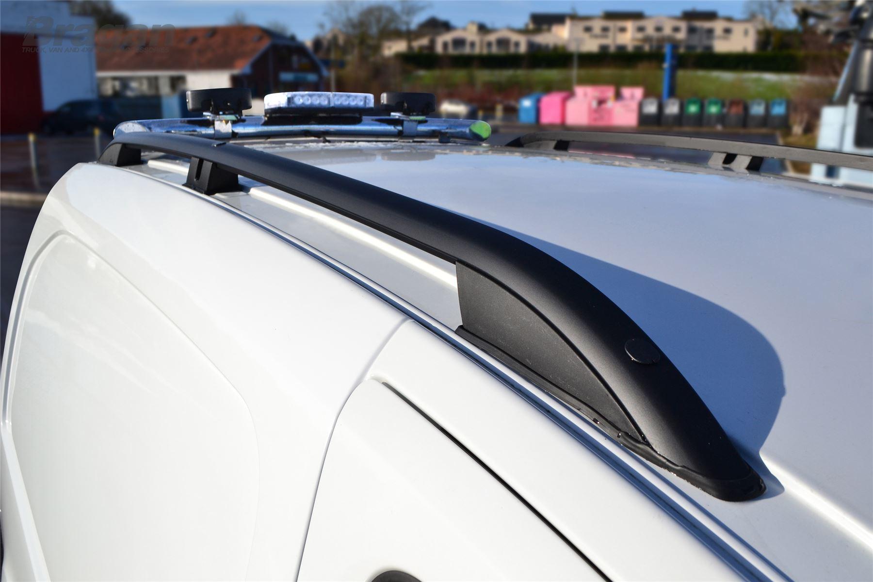 2008 Peugeot Partner Citroen Berlingo Black Aluminium