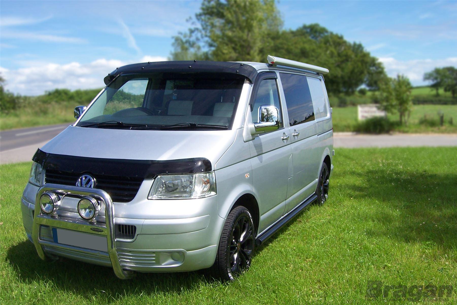 2004 2010 volkswagen vw transporter t5 caravelle smoked. Black Bedroom Furniture Sets. Home Design Ideas