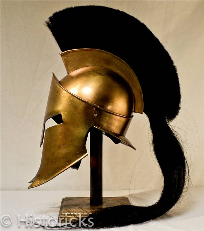 King Spartan Helmet (King Leonidas) HT-HL1002