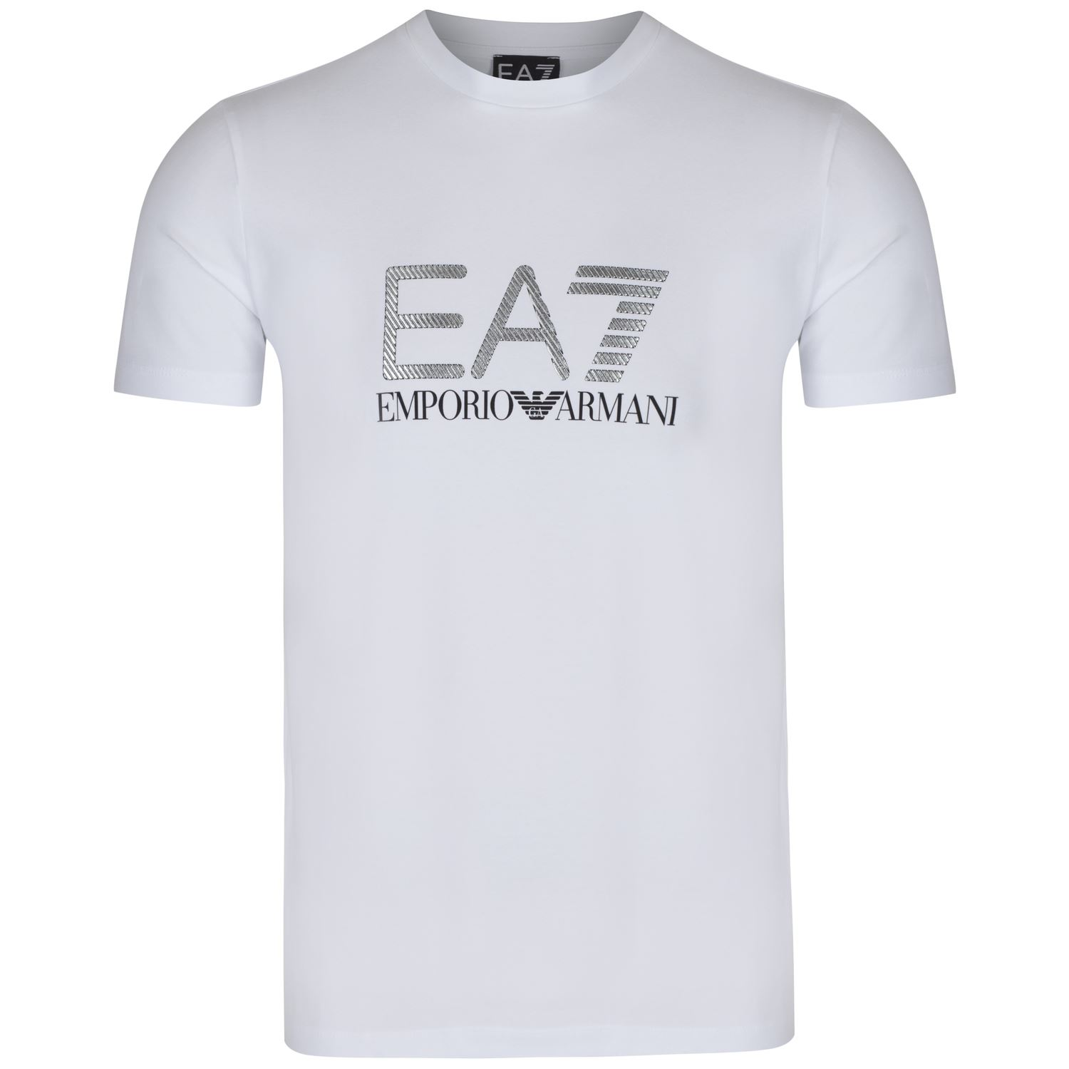 T shirt white ebay - Emporio Armani Ea7 Men 039 S Graphic Printed