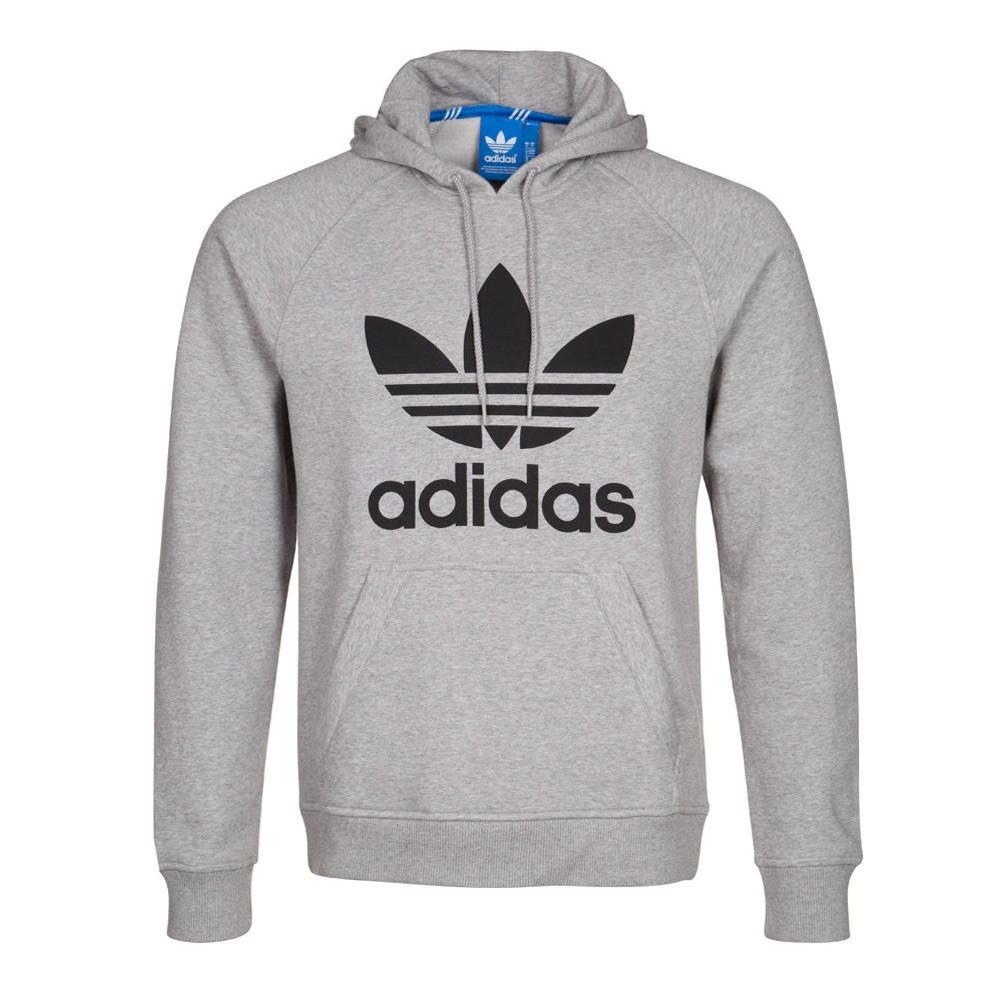 adidas originals trefoil hoody s m l xl sweatshirt. Black Bedroom Furniture Sets. Home Design Ideas