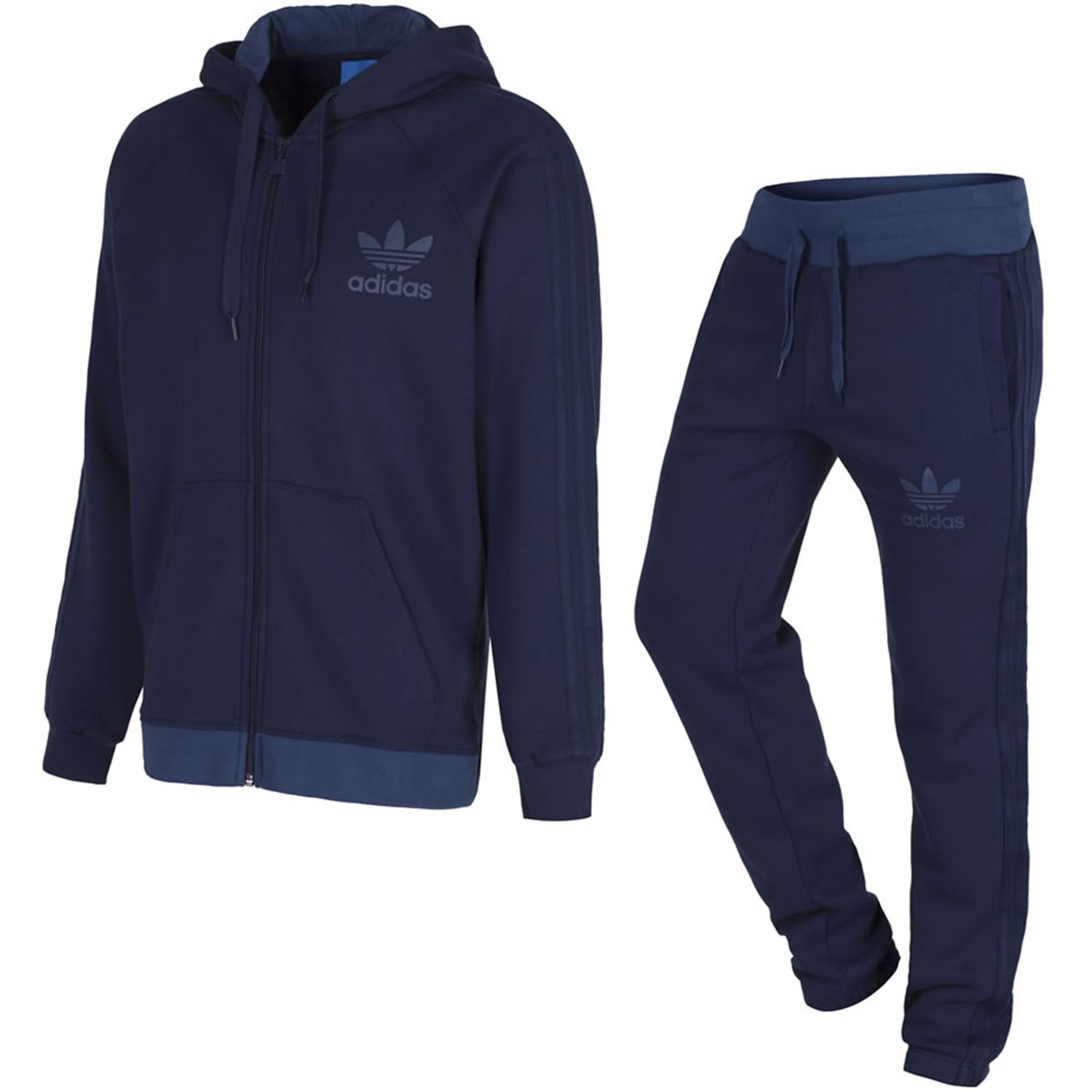 Suit up with the Footasylum collection of men's tracksuits. Here you'll find loads of comfortable tracksuits from all your favourite brands, including colossal names like Nike, EA7 and Tommy Hilfiger.
