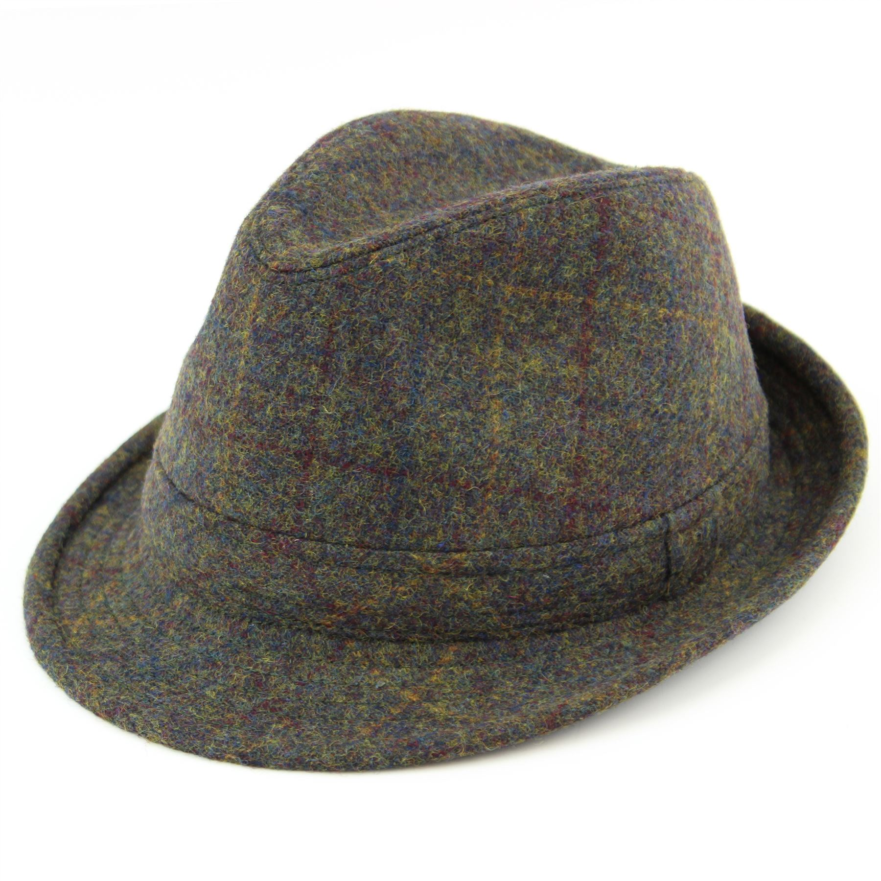 Image is Loading Trilby-hat
