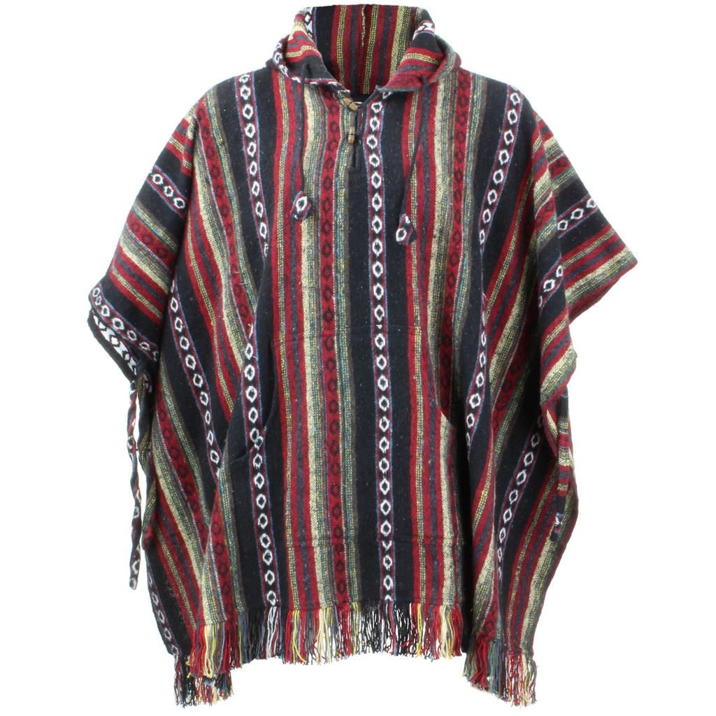 Cotton Ponchos for Men - view global fashion trends by NOVICA's talented artisans and designers, featuring unique Cotton Ponchos for Men and trend ideas.