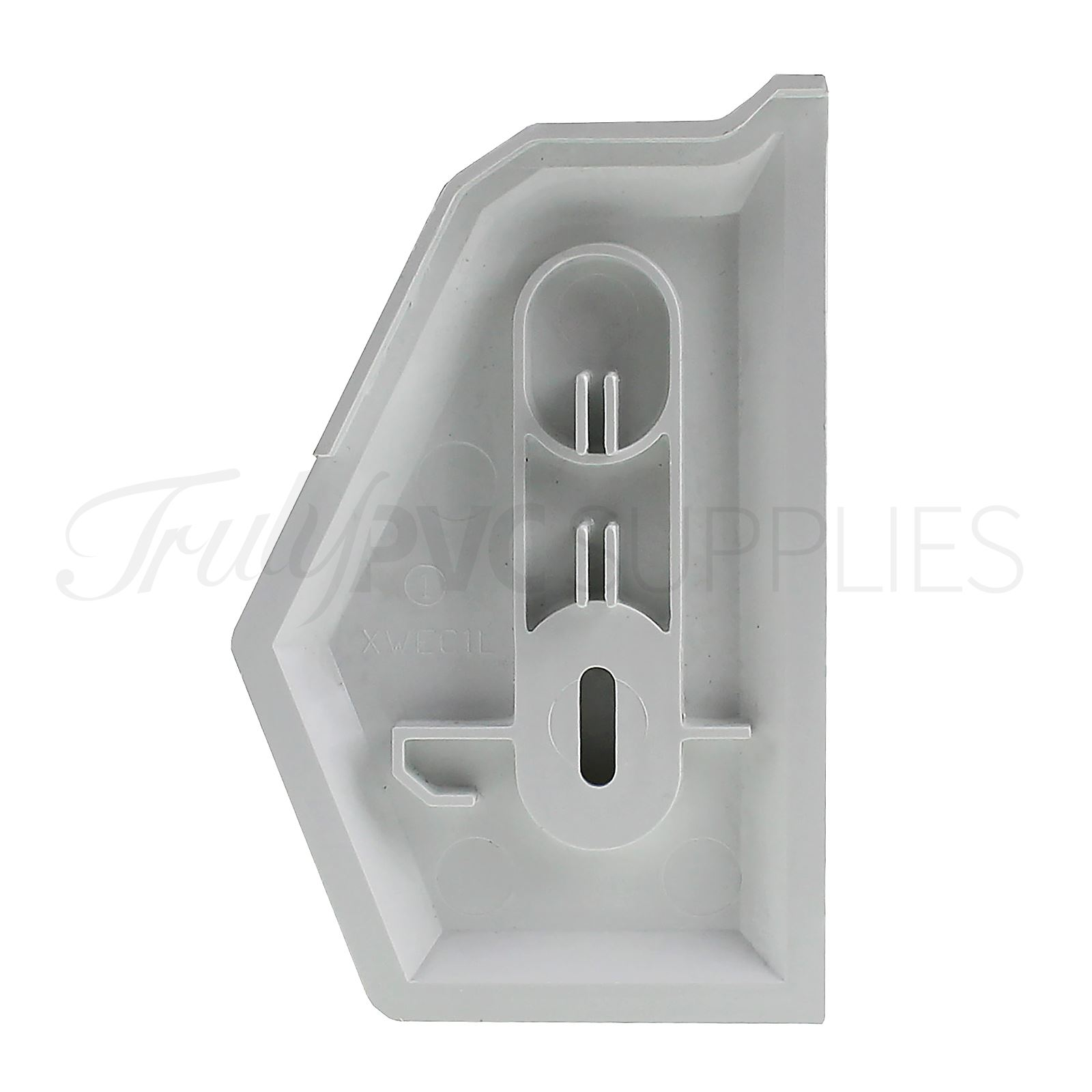 Synseal-Wall-Glazing-Bar-End-Cap-XWEC1-Global-  sc 1 st  eBay & Synseal Wall Glazing Bar End Cap XWEC1 Global Conservatory Roof ... memphite.com