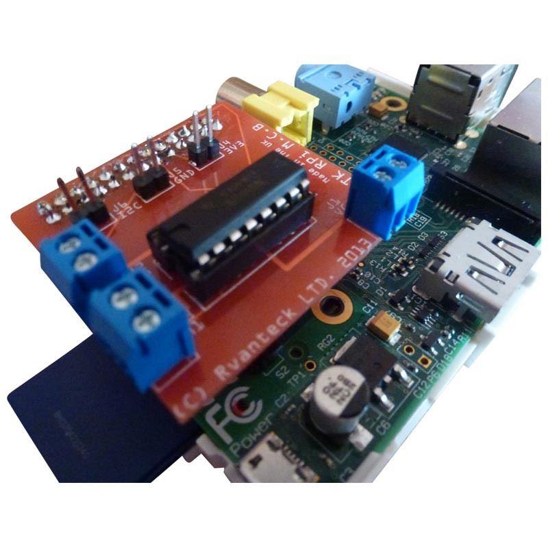 Rtk Motor Controller Board Kit For Raspberry Pi Ebay
