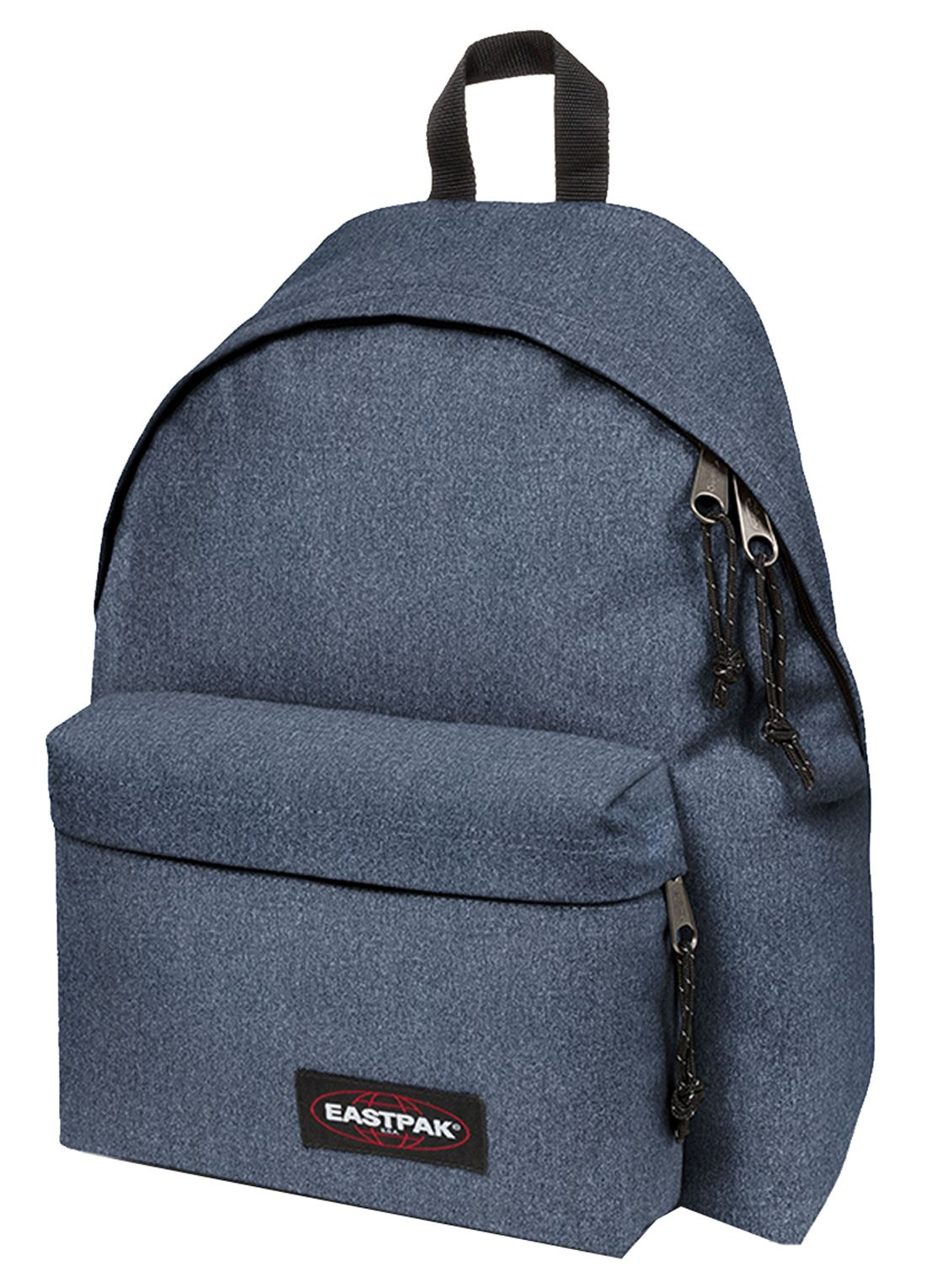 Eastpak Padded Pak R Backpack Black: EASTPAK Padded Pak'r Series Premium Large Rucksack
