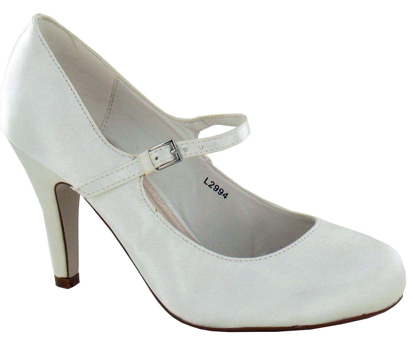 Ivory Womens Wedding Shoes