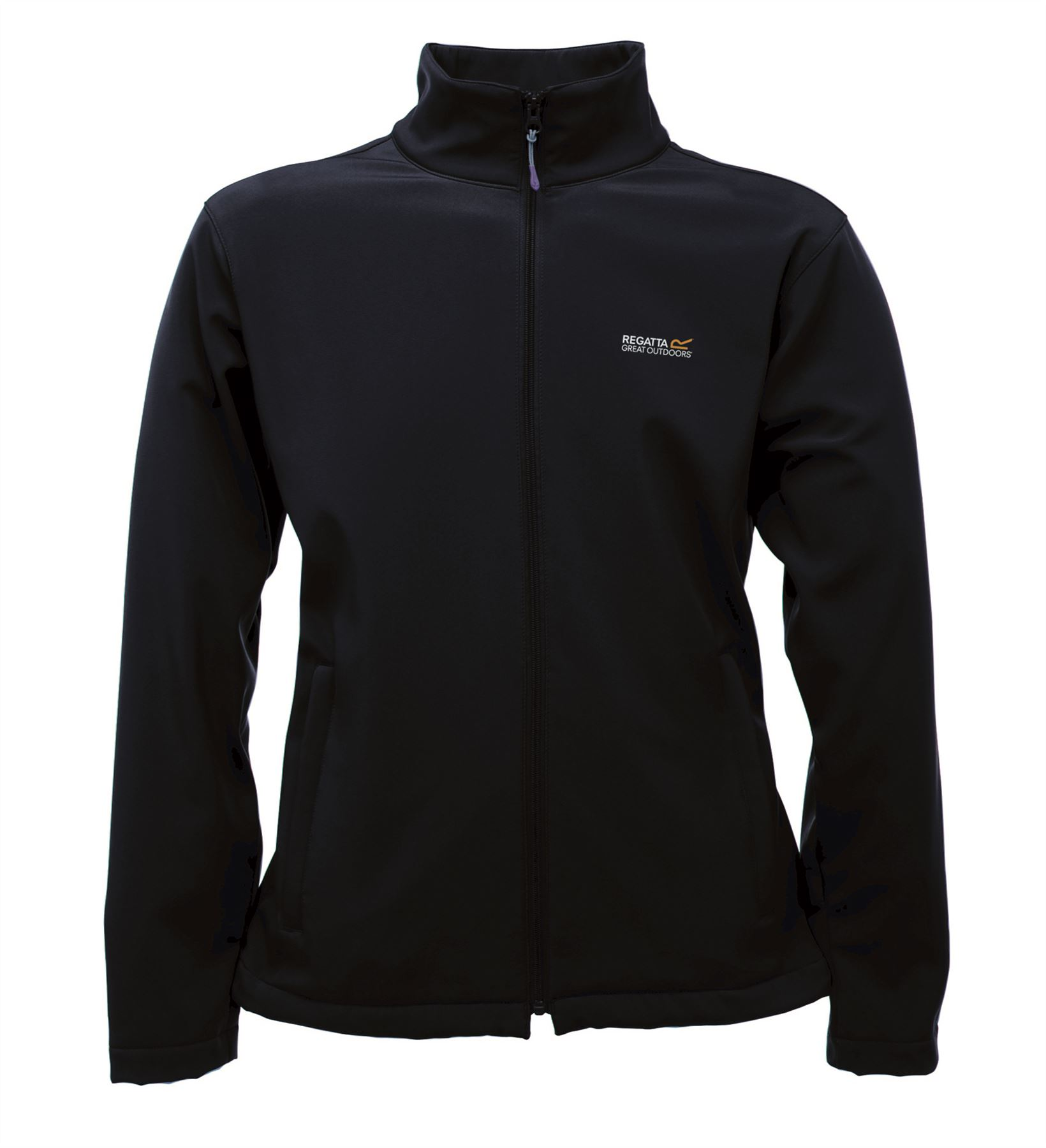 Regatta Cera III Mens Full Zip Softshell Jacket Wind Resistant Water Repellent