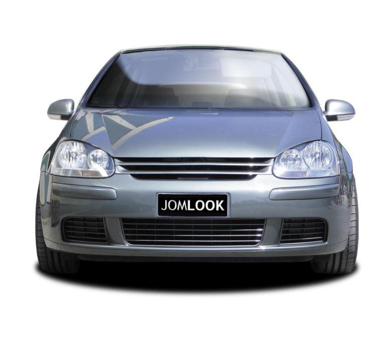 DEBADGED GRILLE JOM NEW FOR VW GOLF MK5
