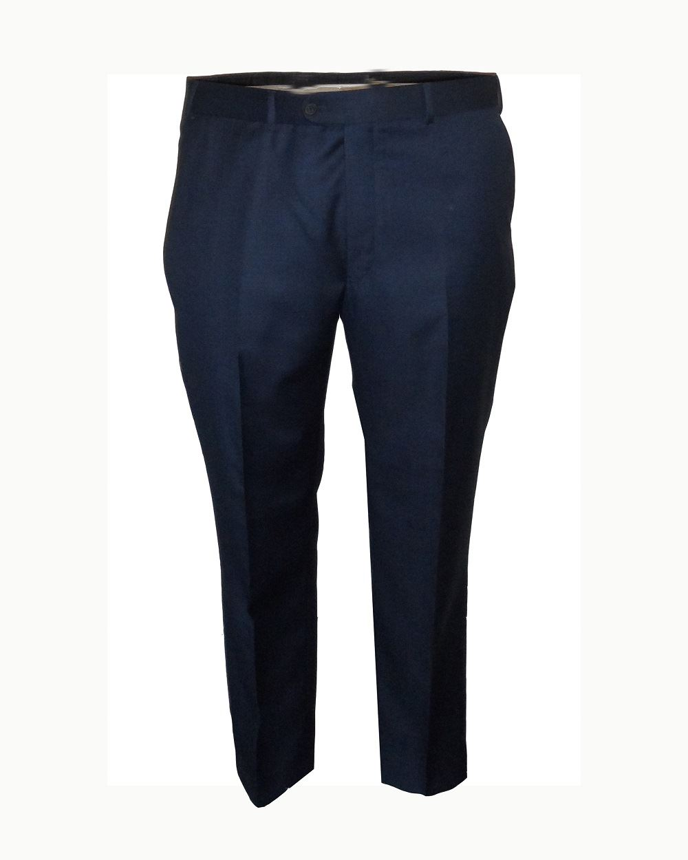 vita Troursers lana Troursers scozzese Ink In uomo Scott waist Blue Front piatto In Blend Scott 28 58 58 misto Abito 28 Blue Suit Wool Flat Mens Ink da w0Iq10P