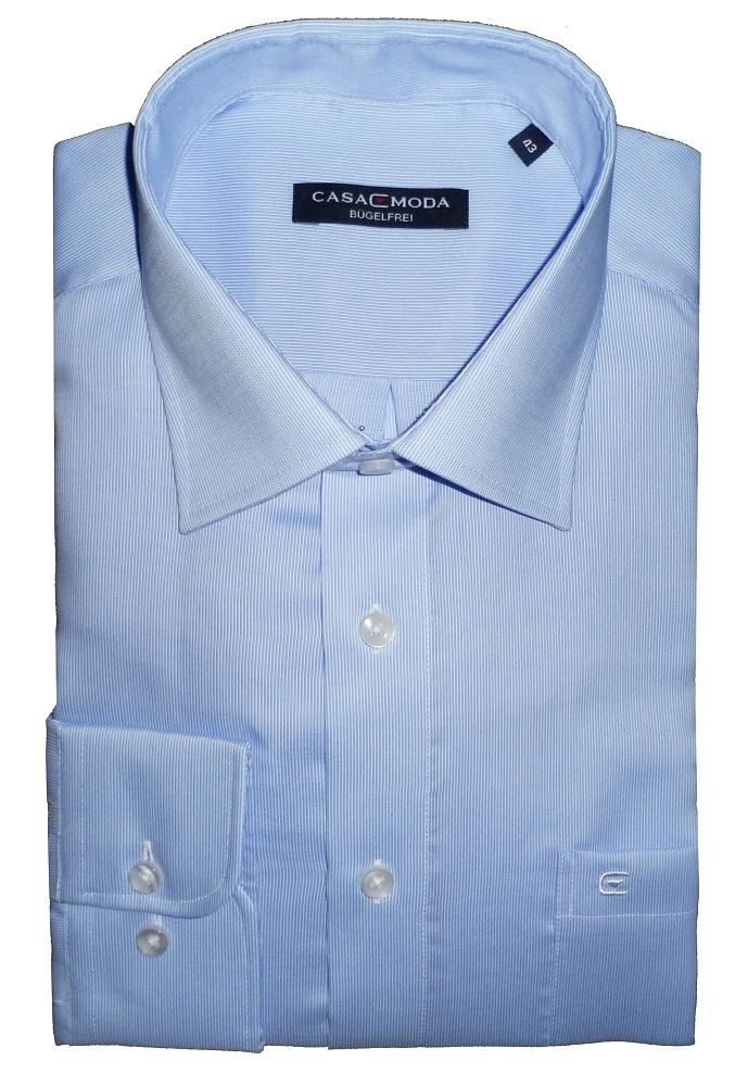 Casa moda extra tall non iron cutaway collar shirts xst to for Extra tall dress shirts