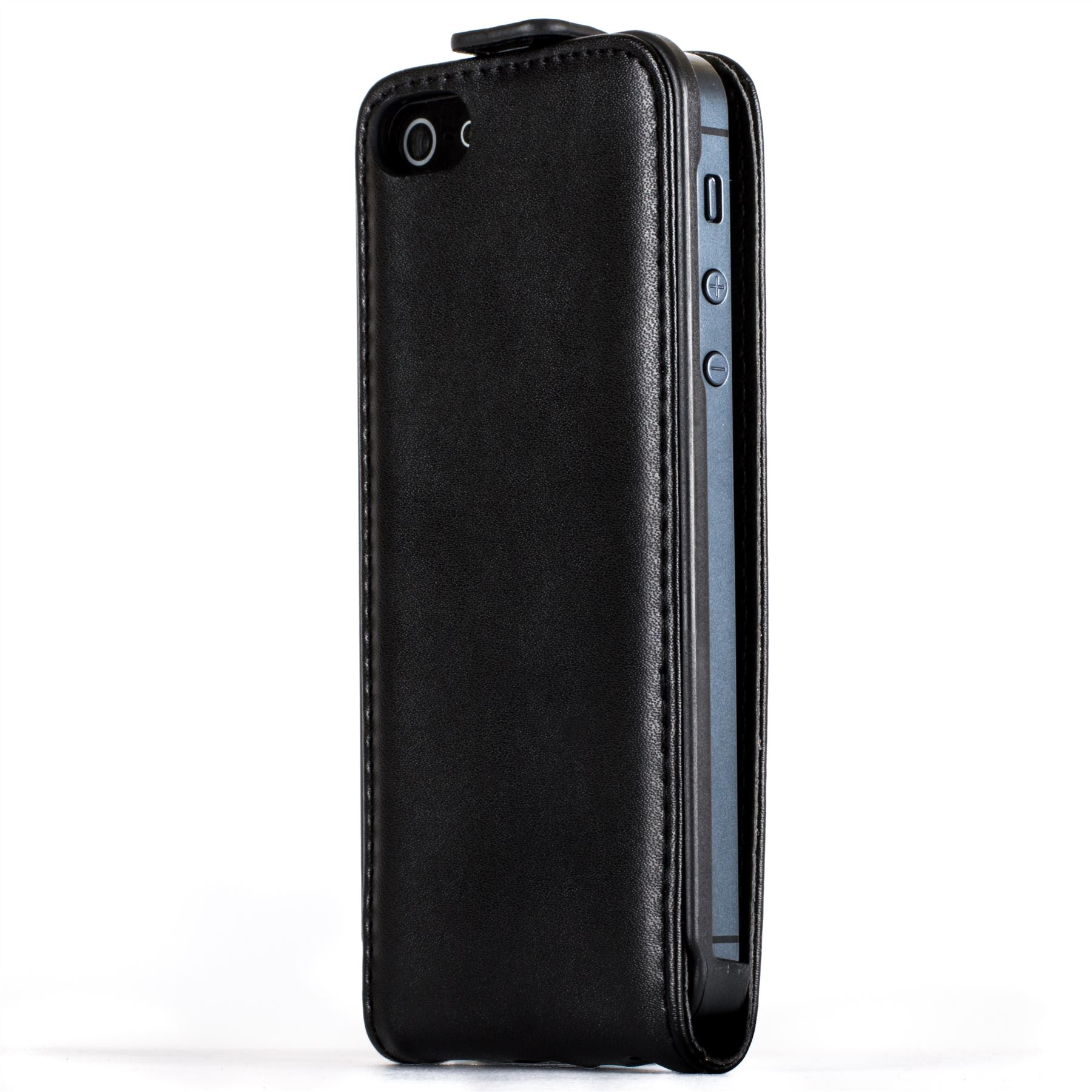 snakehive premium leather flip case cover for apple iphone 5 5s. Black Bedroom Furniture Sets. Home Design Ideas