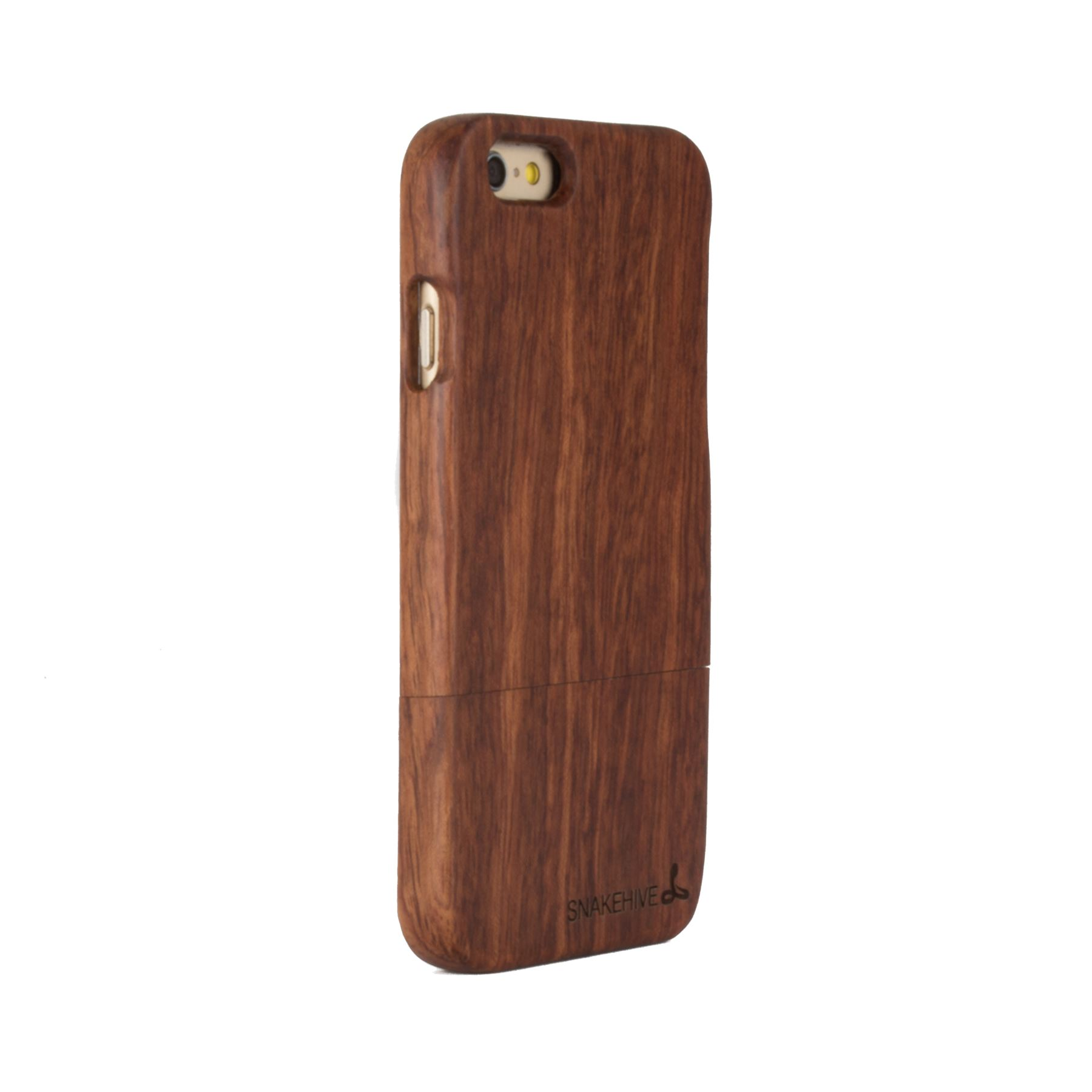 Snakehive Real Solid Wooden Case Cover For Apple Iphone 6