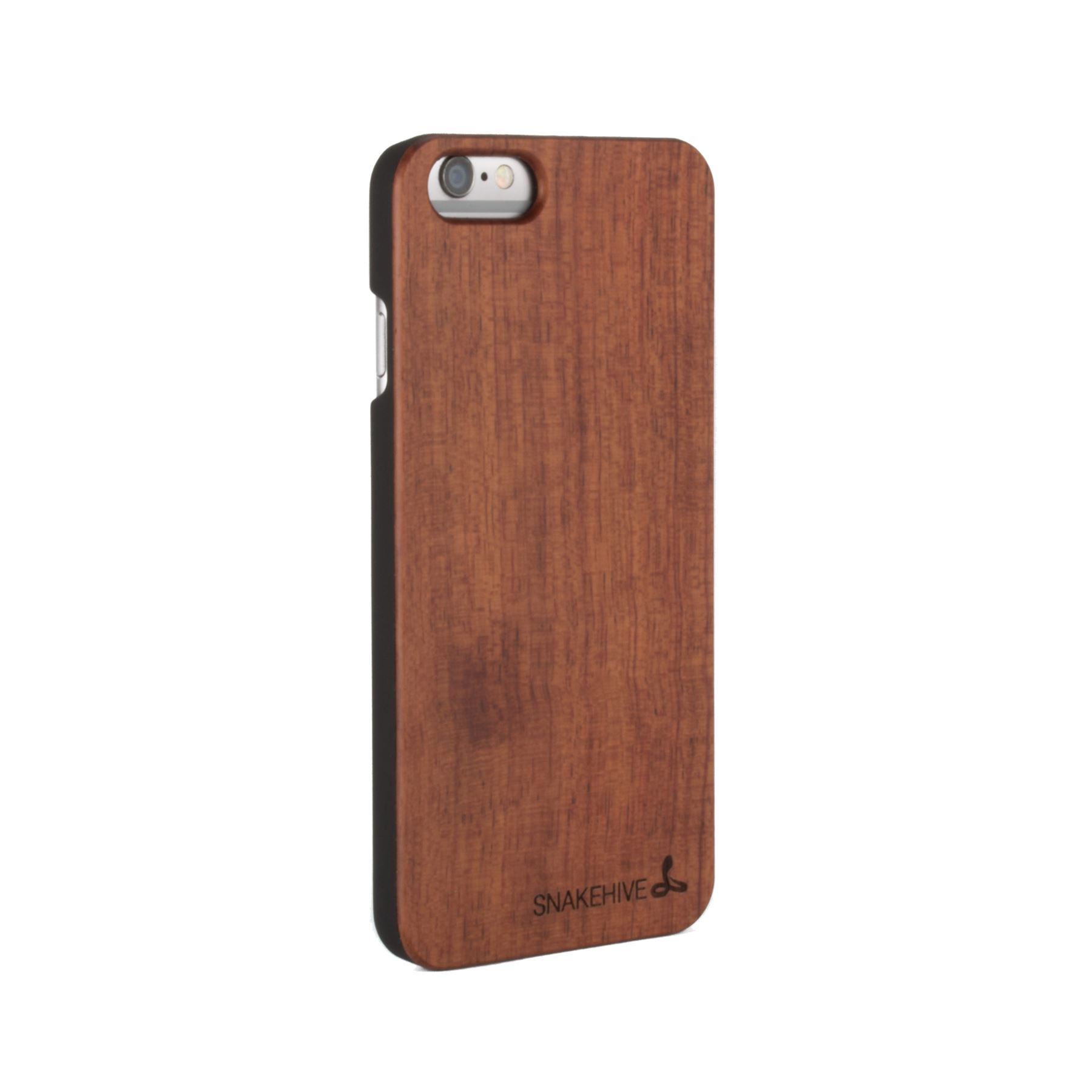 Snakehive Real Wooden Back Case Cover For Apple Iphone 6