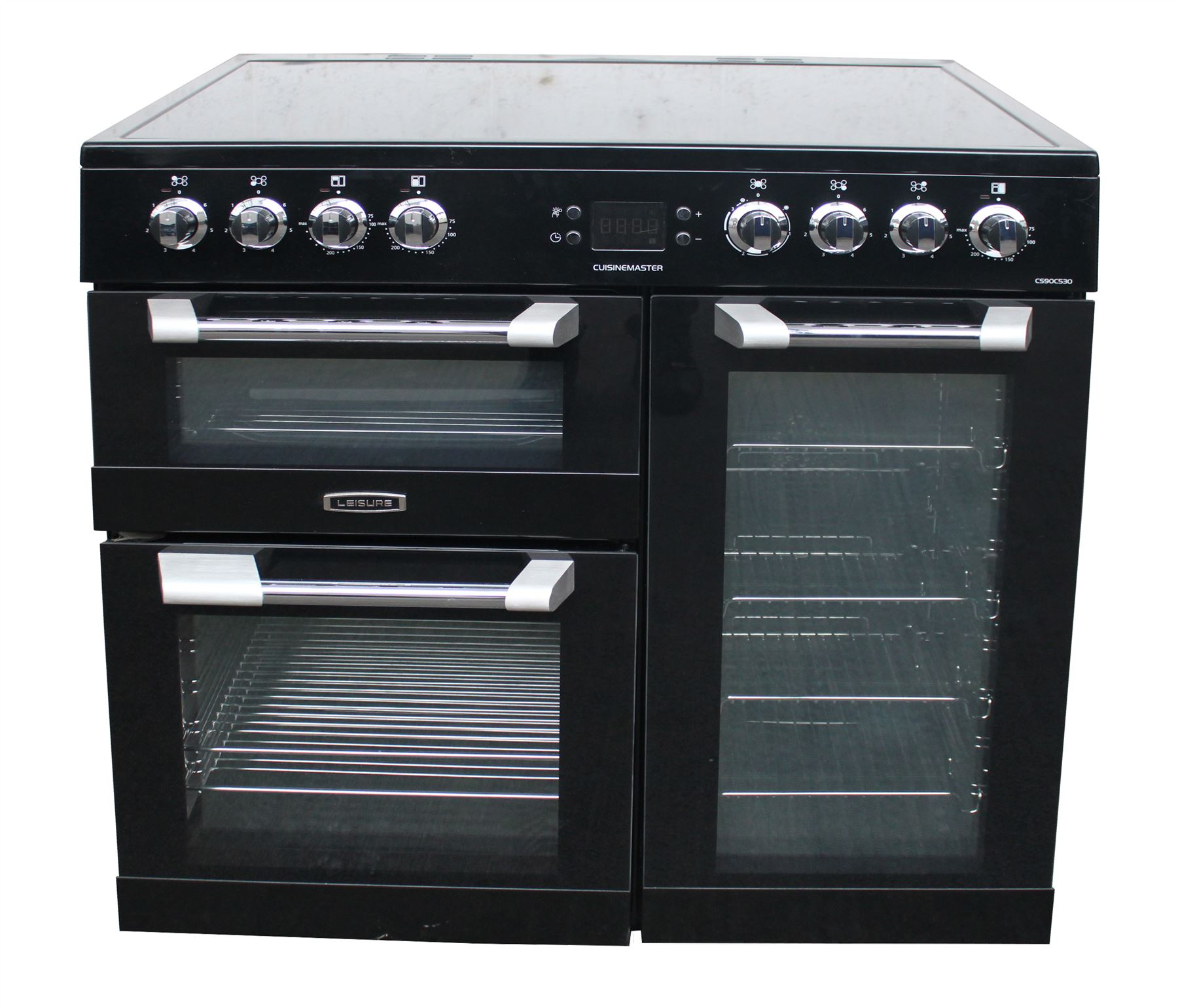 Leisure Cuisinemaster Cs90c530k 90 Cm Electric Range