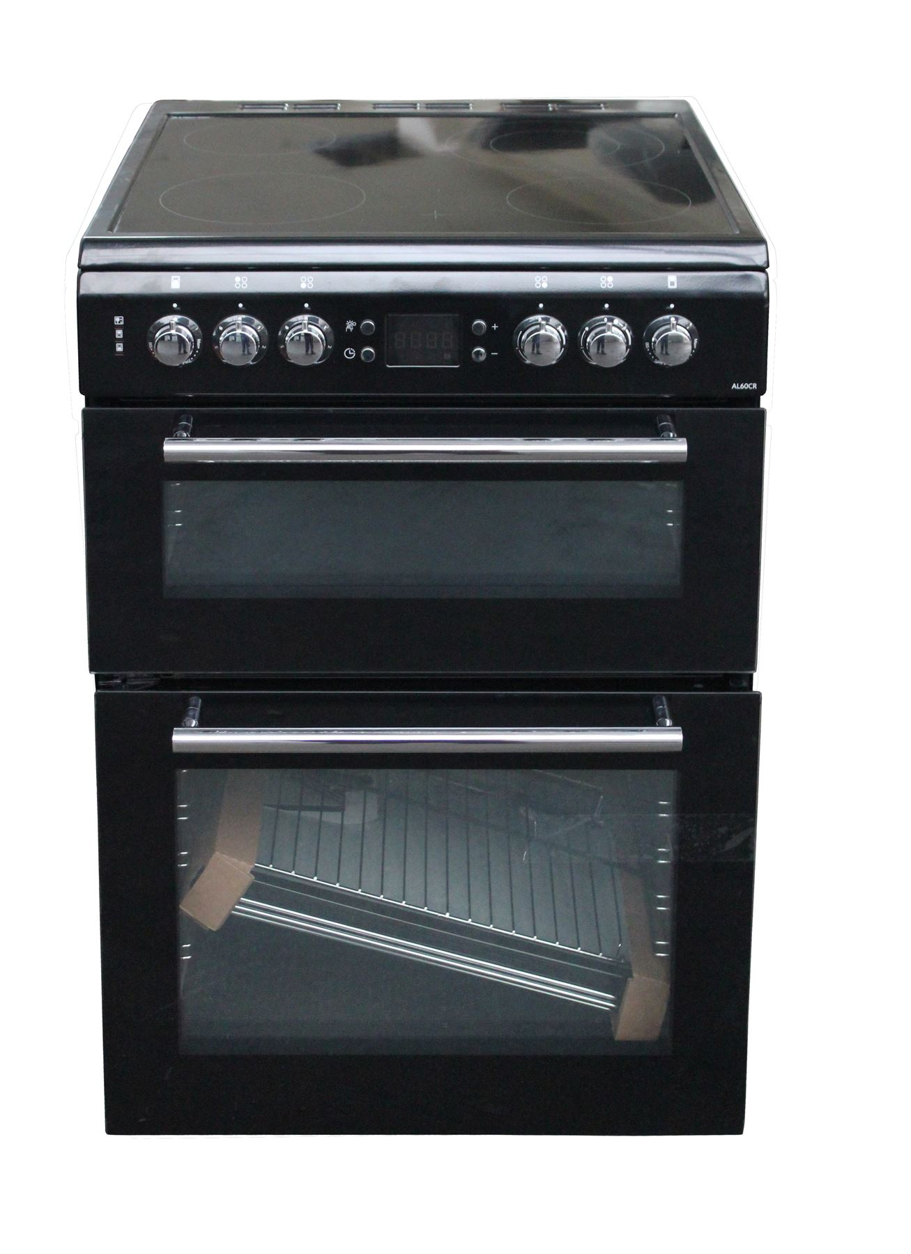 Leisure Electric Mini Range Cooker Double Oven Al60crk